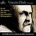 Vincent d'Indy CD-ROM