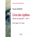 Livre des Apôtres for organ - Vol.1