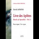 Livre des Apôtres für Orgel - Vol.1