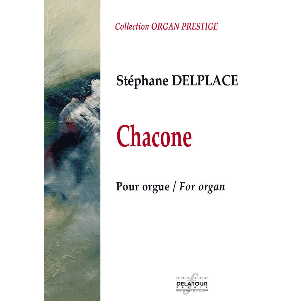 Chacone for organ