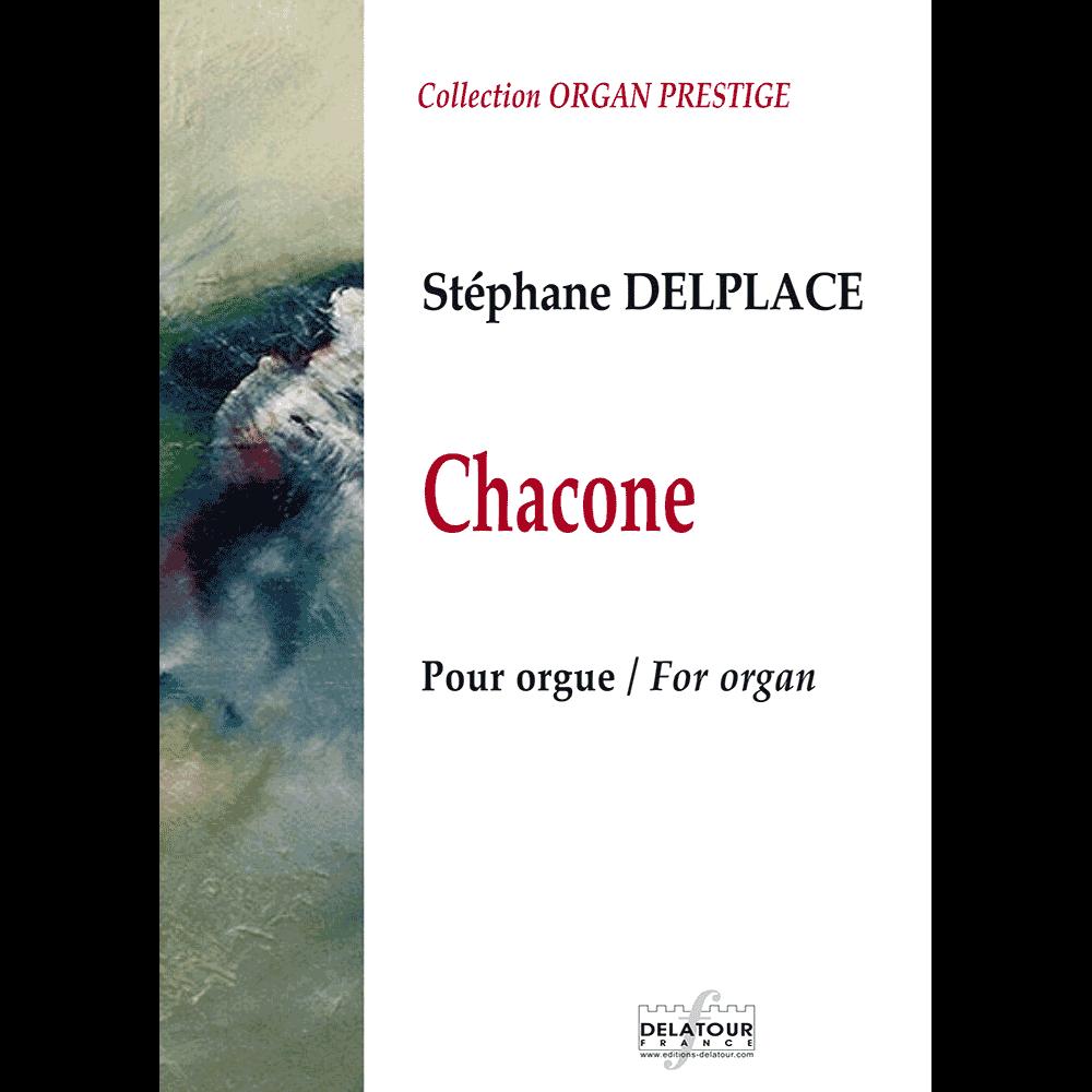 Chacone für Orgel