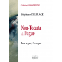 Non-toccata et Fugue for organ
