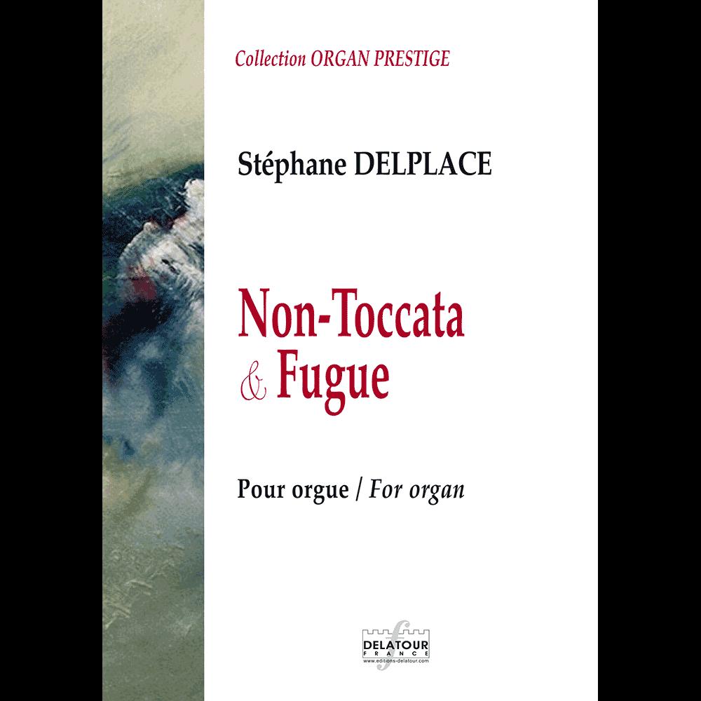 Non-toccata et Fugue für Orgel