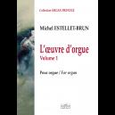 The organ works Vol. 1