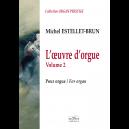 L'oeuvre d'orgue  Vol. 2