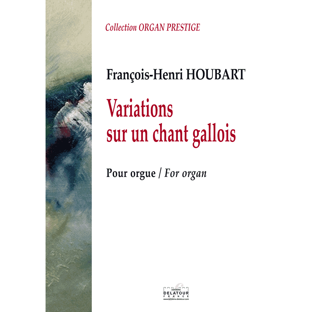 Variations sur un chant gallois für Orgel