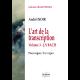 Die Kunst der Transkription für Orgel - Vol. 3 - J.S. BACH