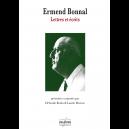 Ermend Bonnal, Lettres et écrits