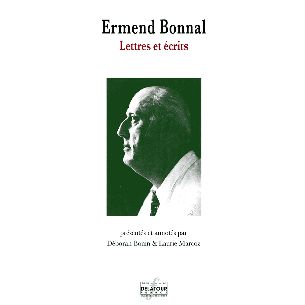 Ermend Bonnal, Letters and writings