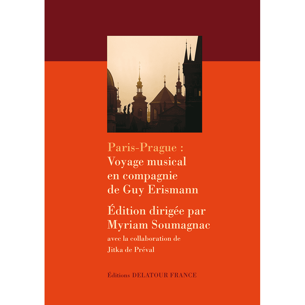 Paris-Prague : Voyage en compagnie de Guy Erismann