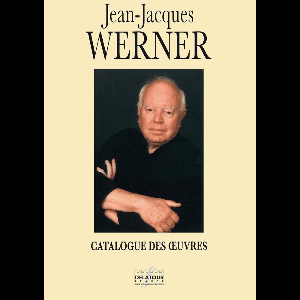 Jean-Jacques WERNER - Catalog of works