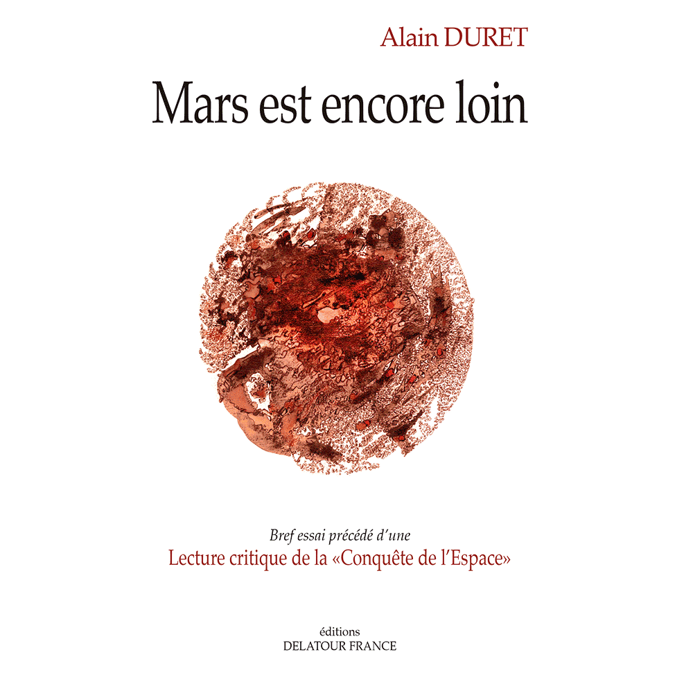 Mars est encore loin