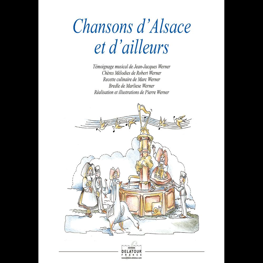 Chansons d'Alsace et d'ailleurs