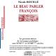 Le beau parler françois