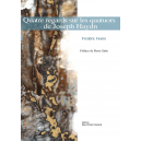 Quatre regards sur les quatuors à cordes de Joseph Haydn