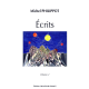 Ecrits de Michel Philippot (2 volumes)