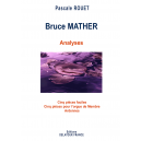 Analyse der Orgel Werke von Bruce MATHER