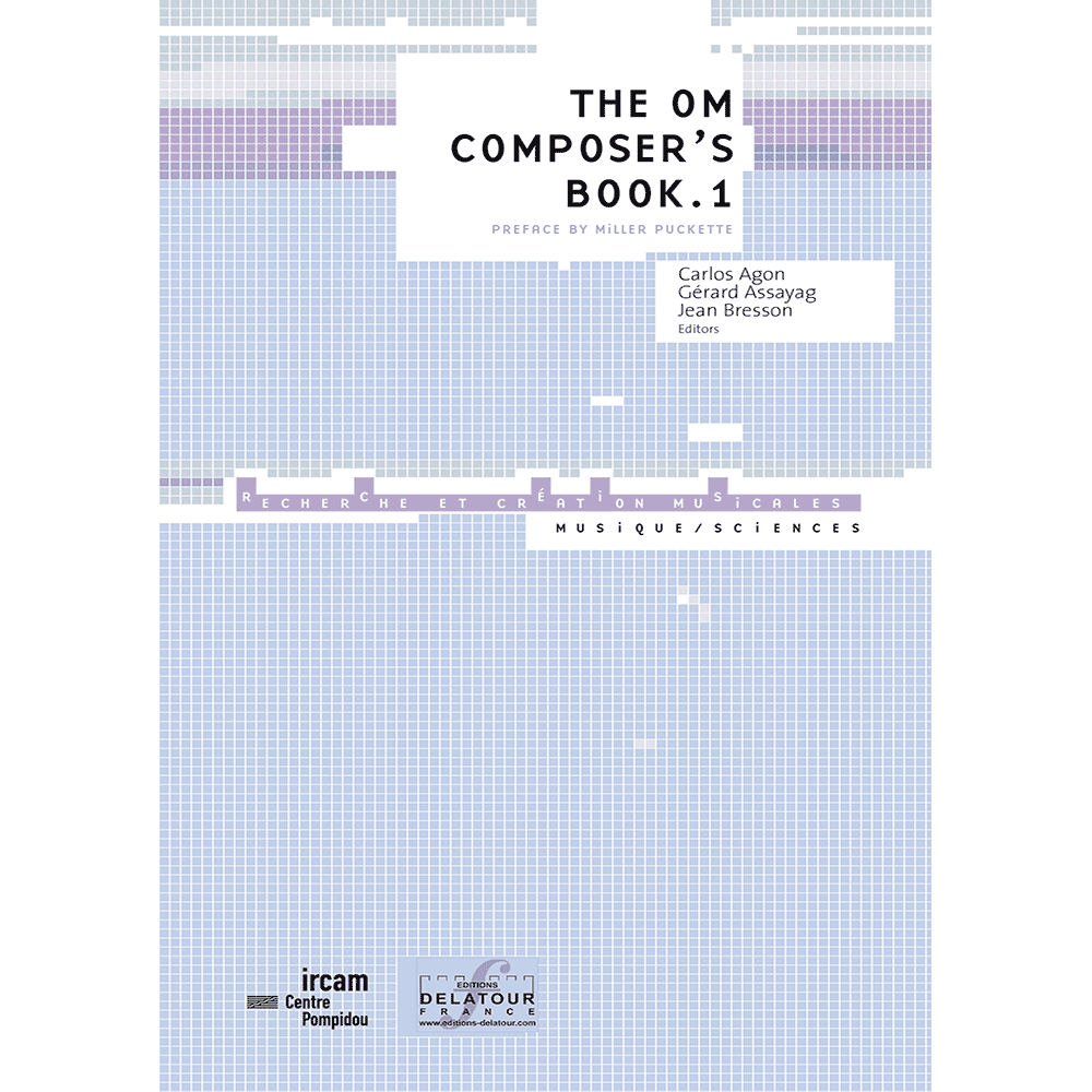 The OM Composer's book 1