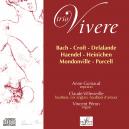 Trio Vivere - (A. Guinaud, C. Villevieille, V. Péron)