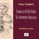 Raj Bhimani joue Franz Schubert