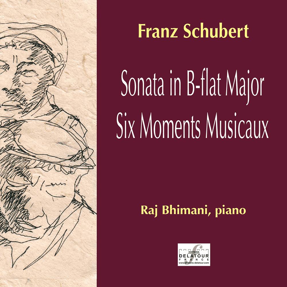 Raj Bhimani plays Franz Schubert