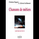 Chansons de métiers (voice-piano + CD)