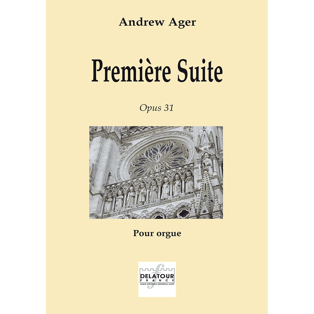 Erste Suite für Orgel