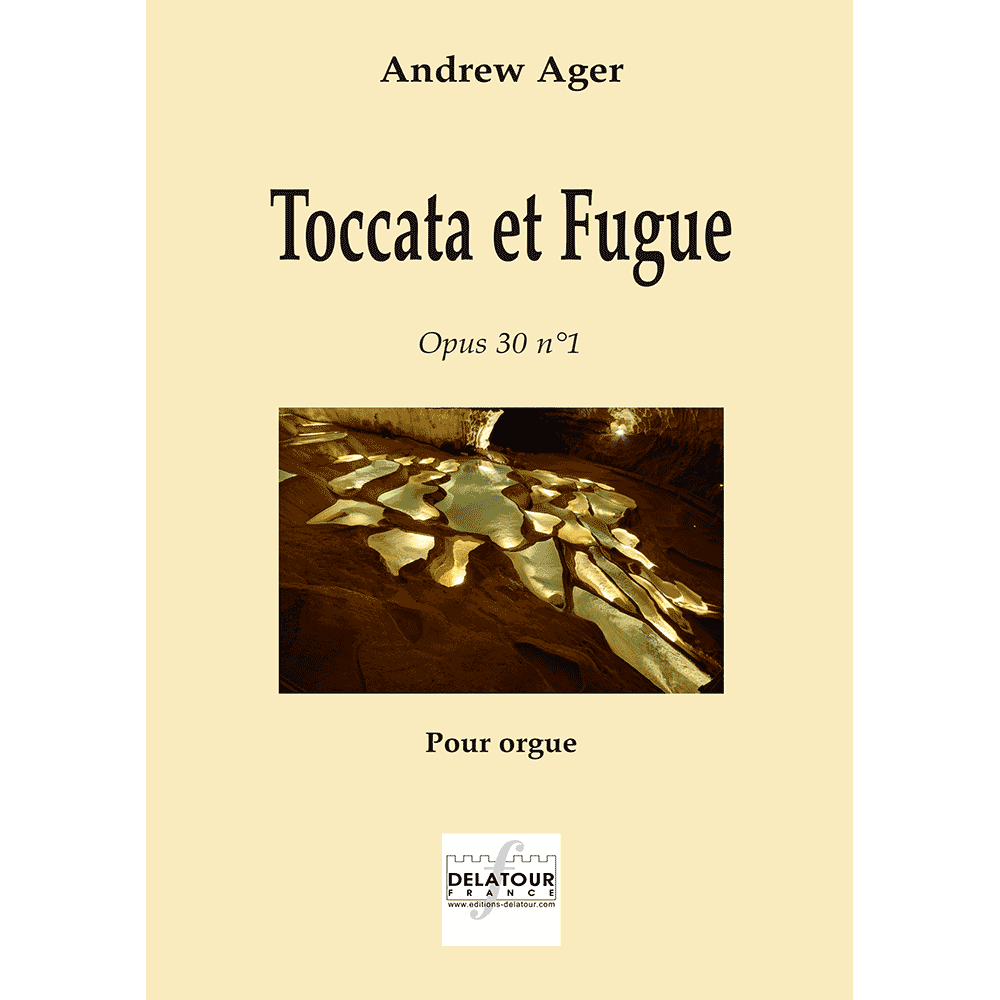Toccata and Fugue for organ
