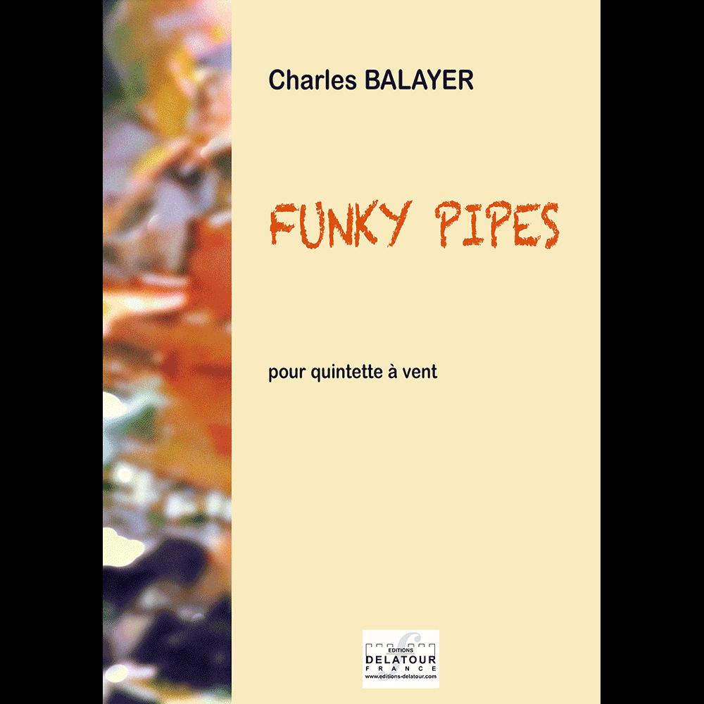 Funky pipes für Bläserquintett