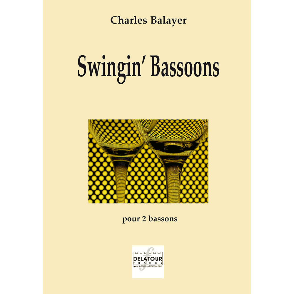 Swingin' Bassoons for 2 bassoons