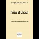 Prière et choral pour orgue et cordes
