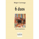 6 Duette für 2 Posaunen