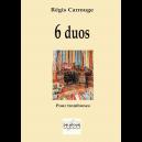 6 duos pour 2 trombones