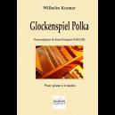 Glockenspiel Polka pour piano à 4 mains