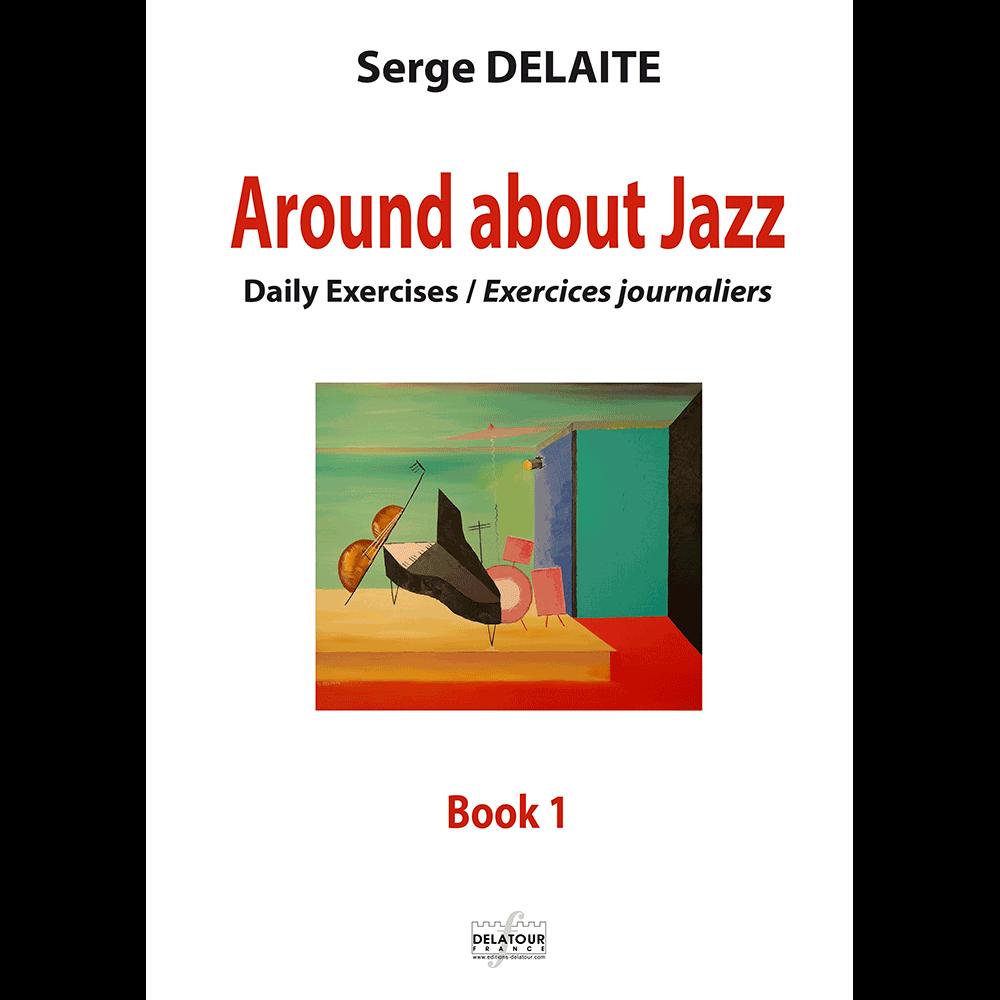 Around about Jazz - Buch 1