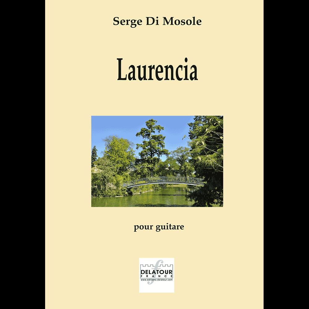 Laurencia für Gitarre