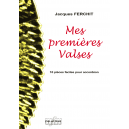 Mes premières valses for accordion