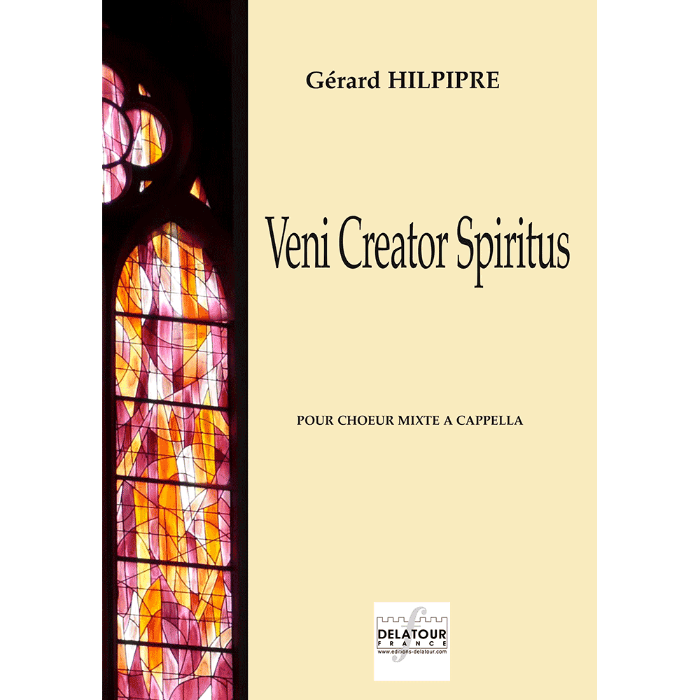 Veni Creator Spiritus for mixed choir a cappella