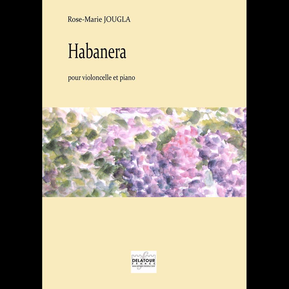 Habanera für Violoncello und Klavier