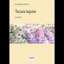 Toccata taquine for piano