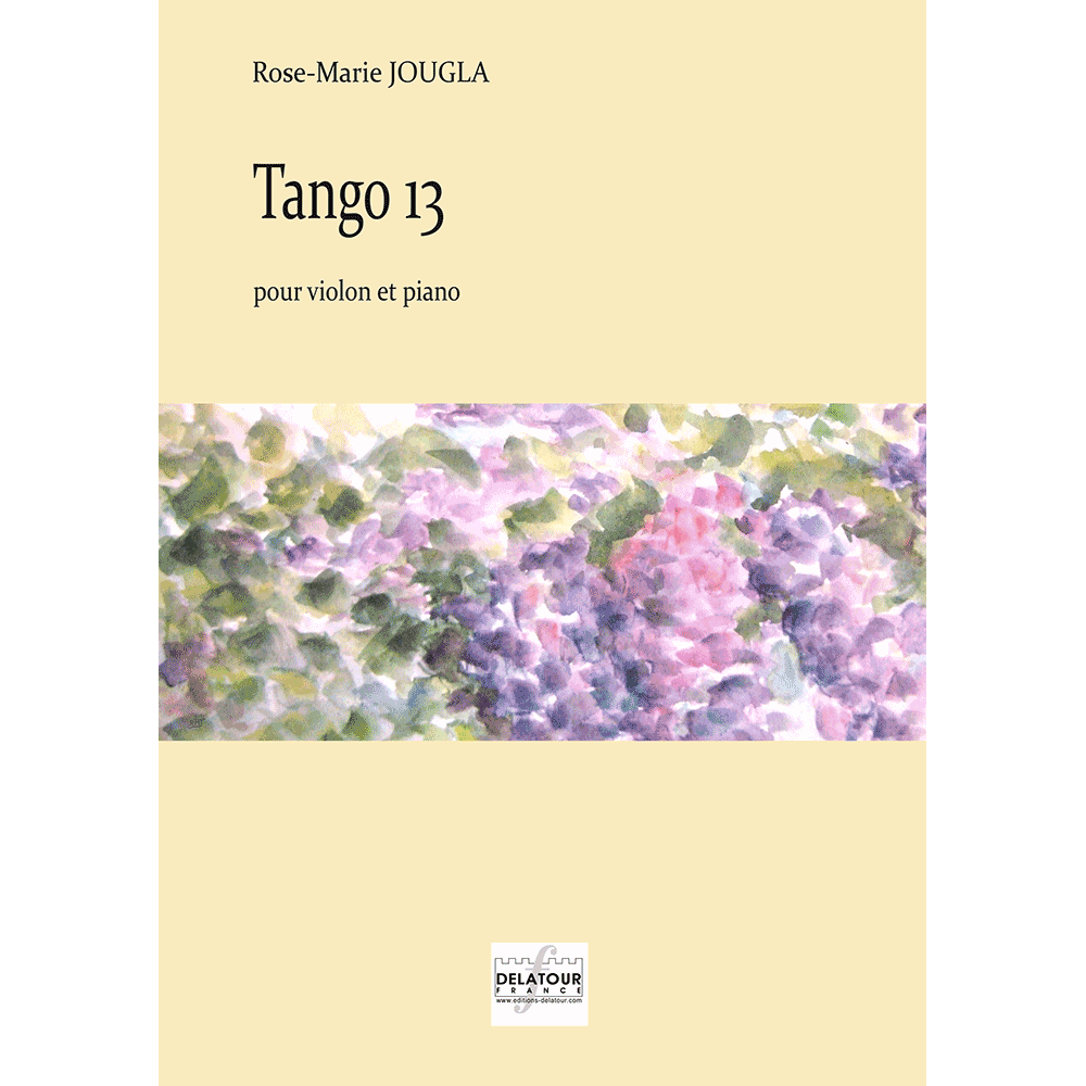 Tango 13 for violin and piano