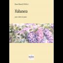 Habanera for violin and piano