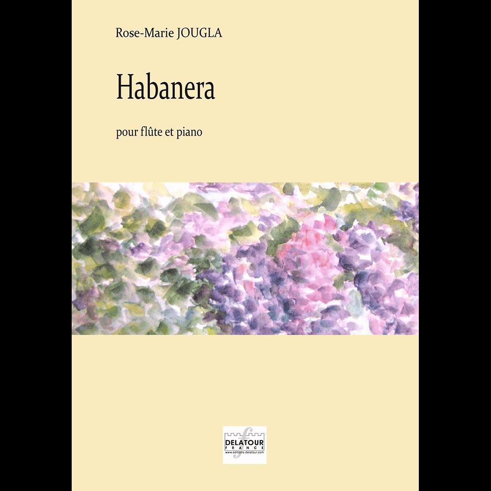 Habanera für Flöte und Klavier