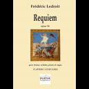 Requiem opus 50 - Claviers