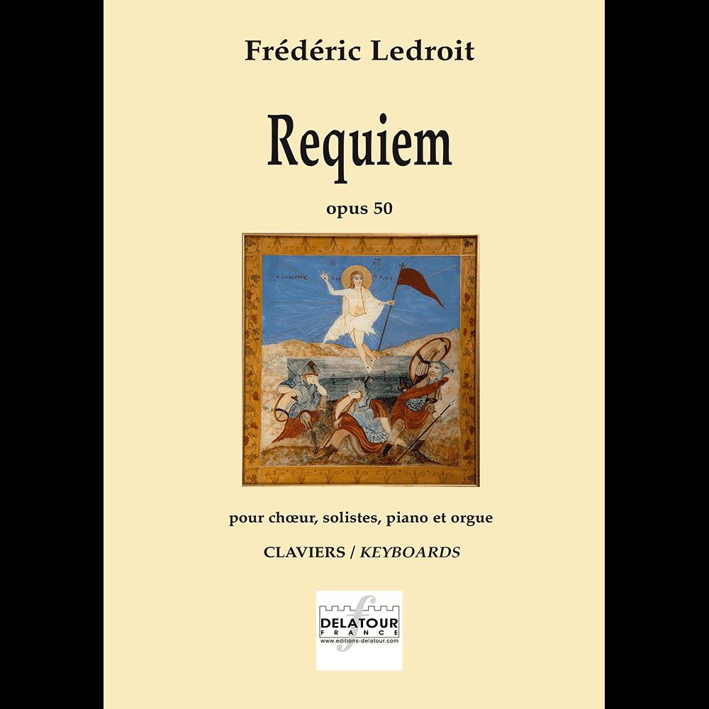 Requiem opus 50 - Tasteninstrumente