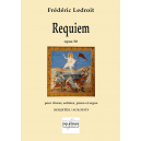 Requiem opus 50 - Solistes