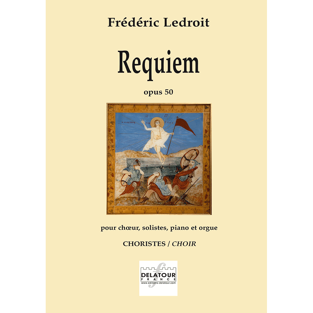 Requiem opus 50 - Chor