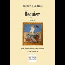 Requiem opus 50 - Full score