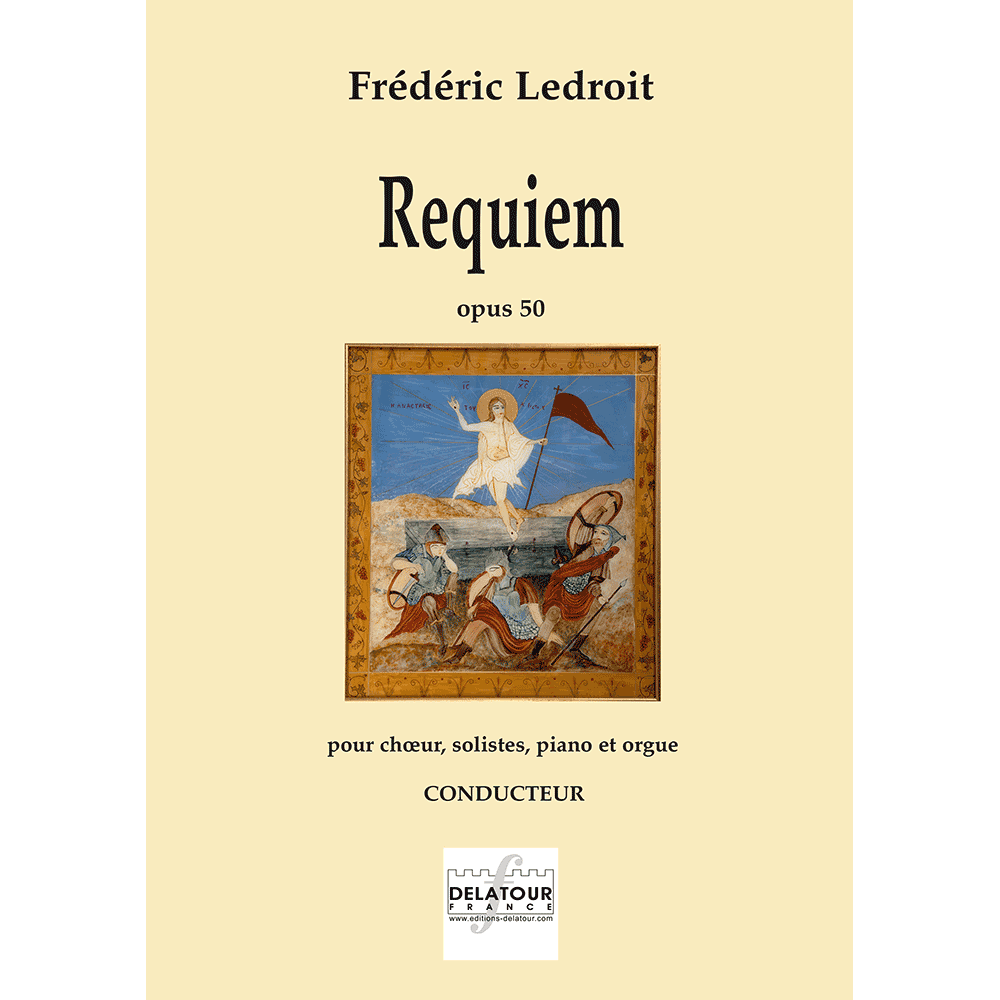 Requiem opus 50 - Full score