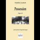 Possession für Klavier und Orgel